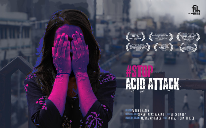Affiche Stop Acid Attack